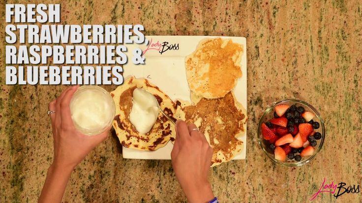 Pancake tacos ladyboss recipes protein shake recipes