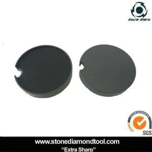 3 Inch Concrete Backer Metal Pad with Flat Back on Made-in-China.com