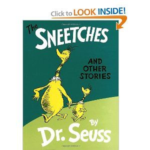 "Sneetches by Dr. Seuss McBean Says Game (Simon Says): Give each child a paper or felt star. ""McBean says: Raise your star in the air."""
