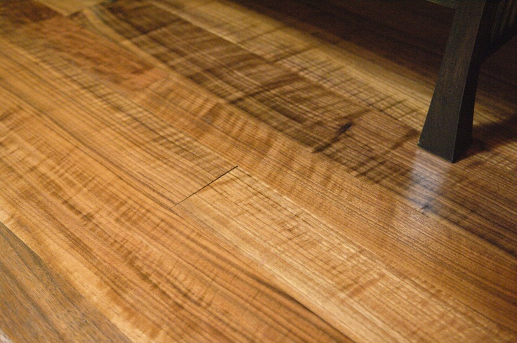 Figured Curly Black Walnut Flooring Hearne Hardwoods