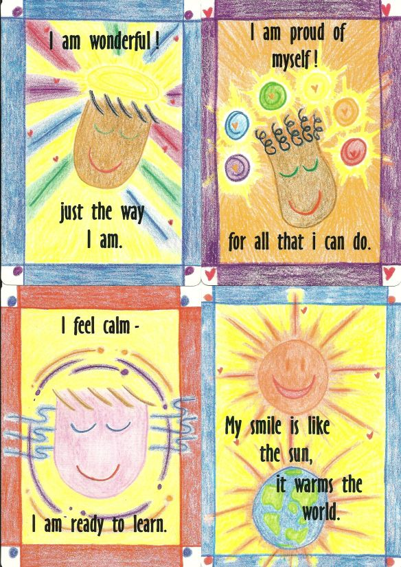 Review & Giveaway: Nurture Cards – affirmation cards for children | OMazing Kids