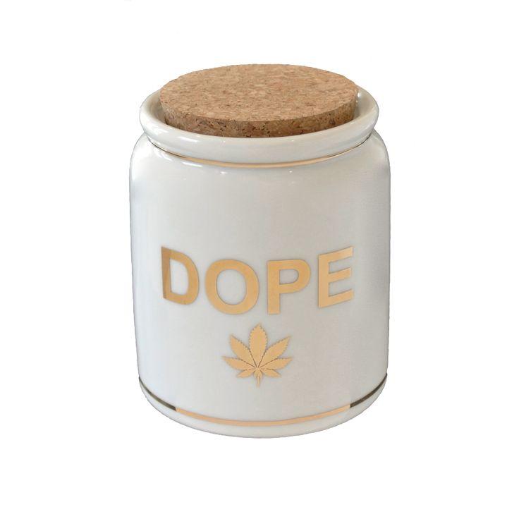 Dope Stash Jar by Devall & Allen
