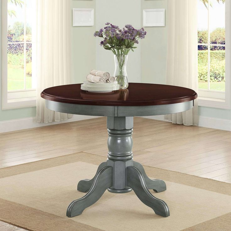 Better homes and gardens maddox 5piece dining set blue