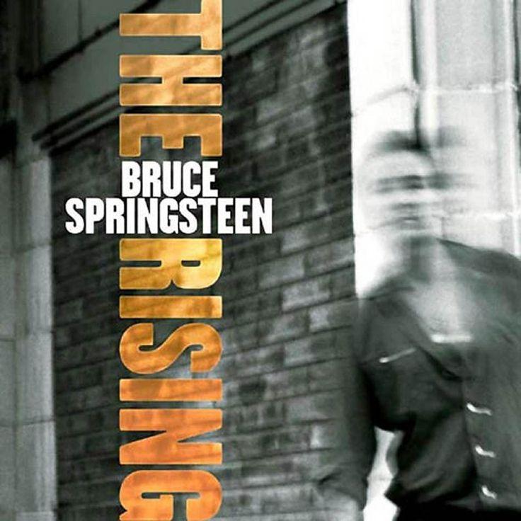Caratula Frontal de Bruce Springsteen - The Rising
