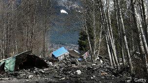 Buscan Desaparecidos Tras Deslave En Estado De Washington