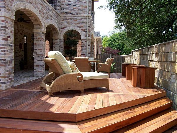 Wonderful Simple Styles For Patio Decorating