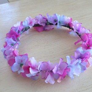 結婚式の花冠の作り方!100均材料で簡単・安い・可愛い!