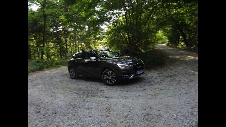 TEST DRIVE: INFINITI QX 30 2.2d AWD