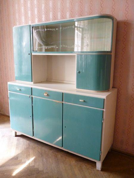 Počet nápadov na tému Küche 60er Style na Pintereste 17 - küche 70er stil