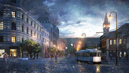 3D визуализация Калининград