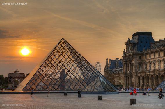 Weekend in Paris, flight deal for 45 €!