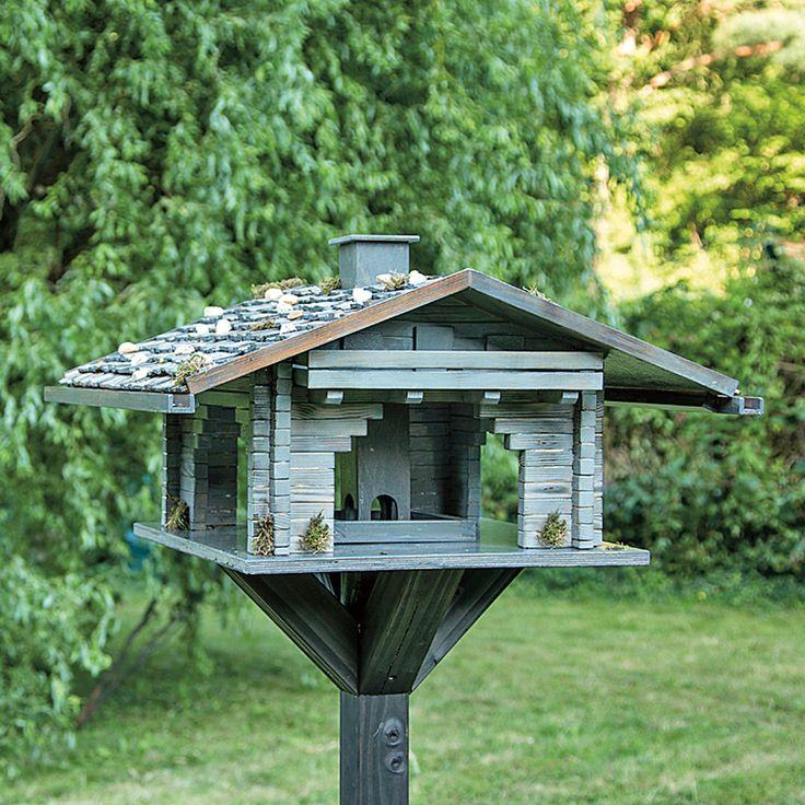 die 25 besten ideen zu bauplan vogelhaus auf pinterest. Black Bedroom Furniture Sets. Home Design Ideas
