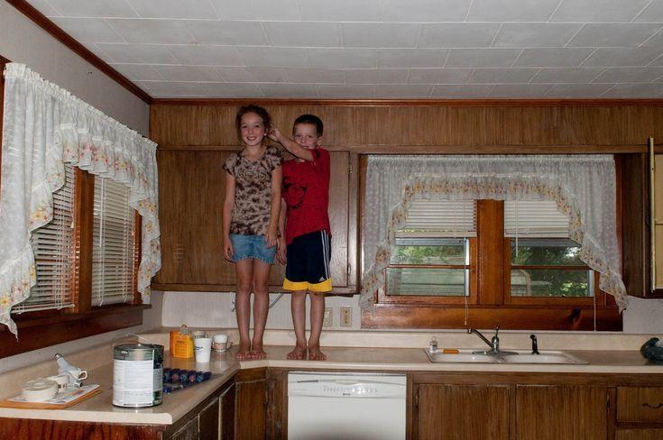 Best 25 tin ceilings ideas on pinterest kitchen - American tin tiles wallpaper ...