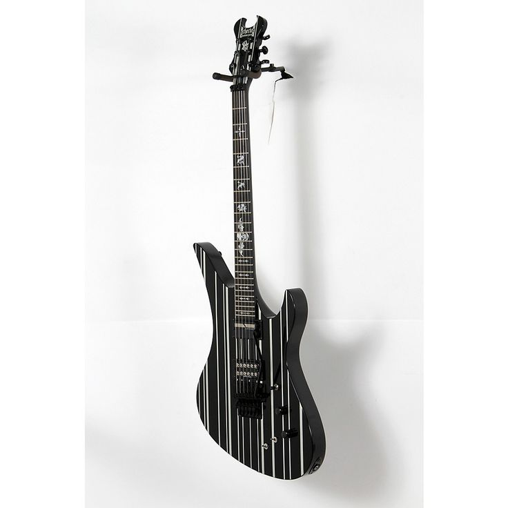 Schecter Guitar Research Synyster Gates Custom with Sustaniac ...