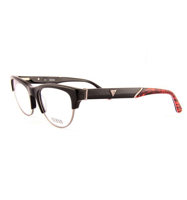 Brýle Guess GU2312 BLK #damske #bryle #brille #guess #eyeglasses #optika #praha #damenbrille #lunettes #eurooptik