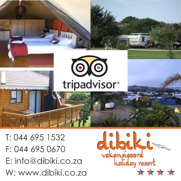 We here at #Dibiki have so much to offer!!! Visit us, reserve a chalet, bring the caravan, rent a tent.  No matter what you like, we have it all. Click here for more photo's: http://bit.ly/1nokknI If you have visited us - Rate us on Tripadvisor. JUST CLICK HERE: http://on.fb.me/1liFuqS Visit our website: http://bit.ly/1cXzrm6 #Tripadvisor #holidaydestinations #hartenbos