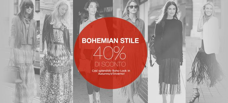 Bohemian Stile 40% di Sconto - Milanoo.com