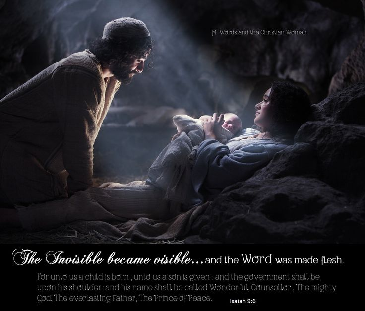 If your last night on earth was tonight, would gifts, travel and santa matter?  The greatest gift in history is remembered on December 25th.  The Word was made flesh, he came to die for our sin, to we would not need to fear death.     -- jo wilmer / mwordsandthechristianwoman.com