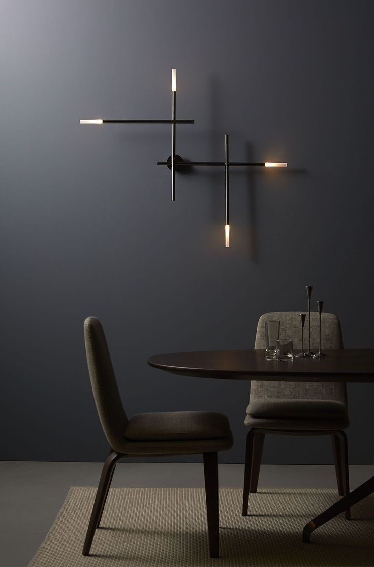 Modern Design Wall Sconces : Best 25+ Wall lighting ideas on Pinterest Wall lights, Led flexible strip and Wall lamps