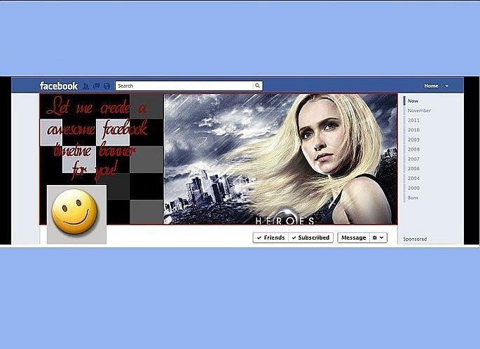 aardbol: create a stunning facebook timeline banner for $5, on fiverr.com