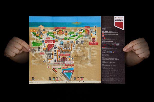 vintage 2009 easel maps