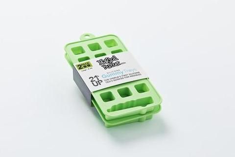 Magical Butter - Square Silicone Gummy Molds