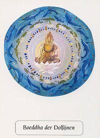 Sjamaan spiegel orakel - Boeddha der Dolfijnen - in het centrum van de actie ligt het stille punt