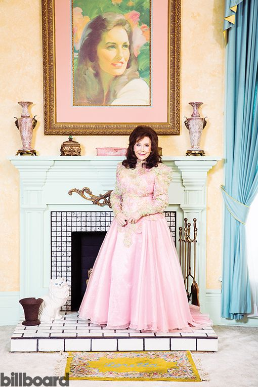 Loretta Lynn photographed on Nov. 4, 2015 at Loretta Lynn's Ranch in South Hurricane Mills, TN.