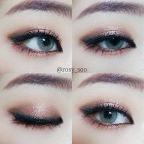 Korean makeup ideas: Replace expensive, designer products with a gentle washclot…