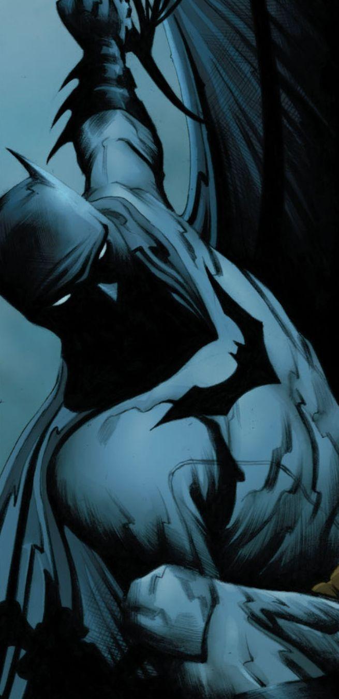 Batman; Jae Lee.