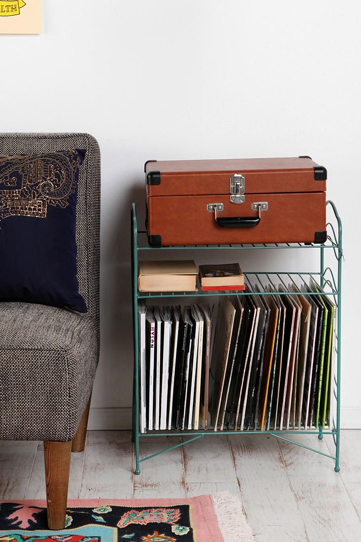 25 best ideas about vinyl record storage on