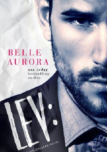 Okładka książki Lev