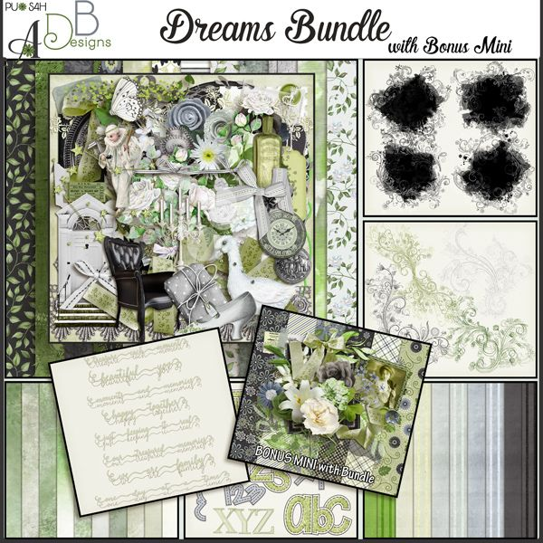 Dreams Bundle