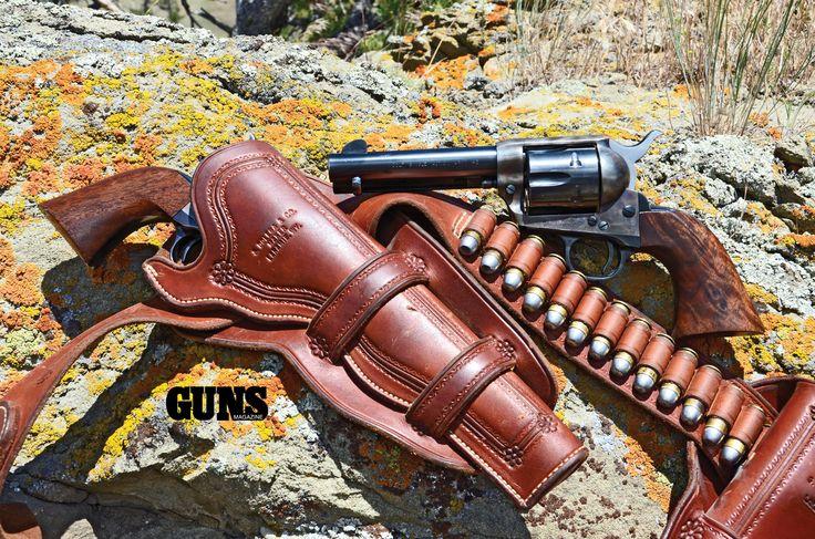 George E Cake Gun Holsters