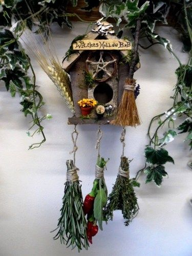 Wiccan arts and crafts ideas