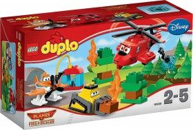 NEW Lego Duplo Planes Fire and Rescue 10538
