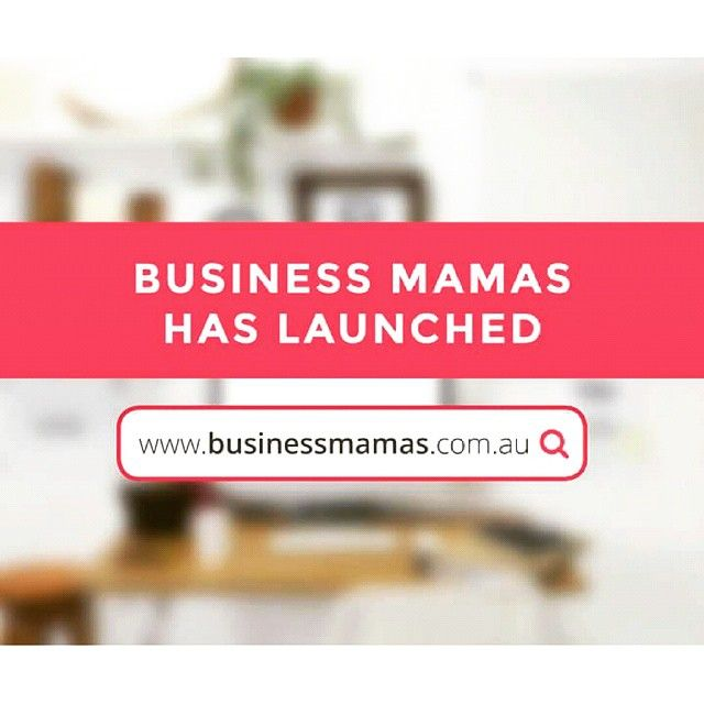 """It's time to """"be the happiest version of you"""" - Macala Squire. Today we are super excited to officially launch Business Mamas. Our website is now live, check it out at www.businessmamas.com.au #mum #businessmama #mama #business #stayathomemum #workingmum #newmum #family #education"""