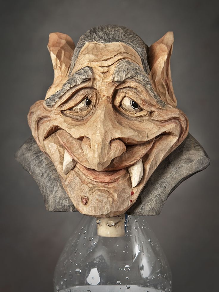 Best images about caricatures wood carving on