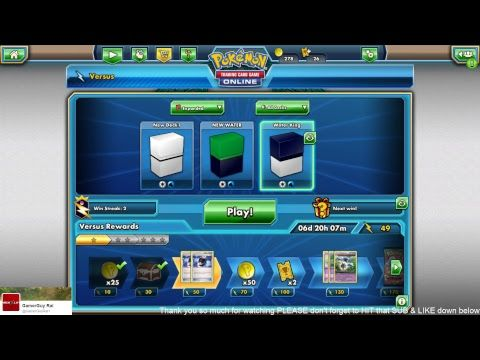 Pokemon TCG Online brings me back 17 years - Can you beat me?