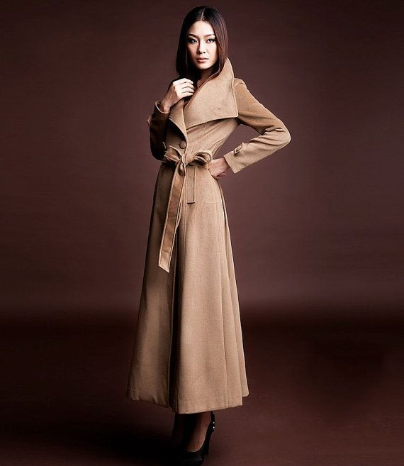 7 best Cashmere Coats images on Pinterest