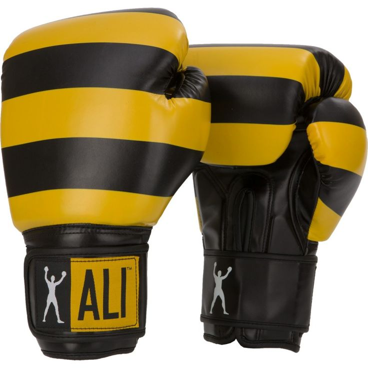 Muhammad Ali Sting Like A Bee Boxing Gloves