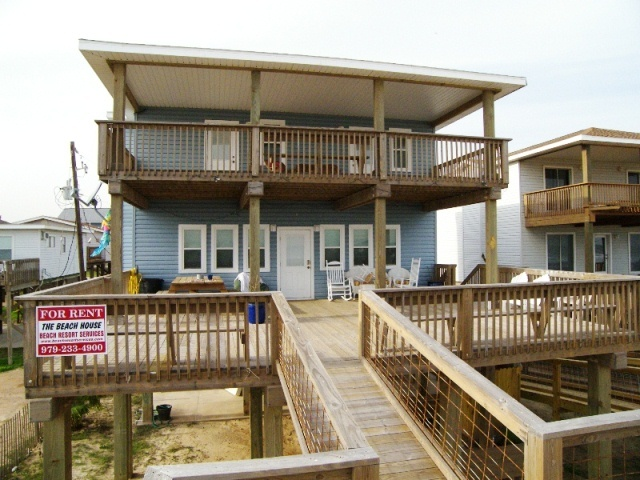images about texas beach house rentals on, Beach House/