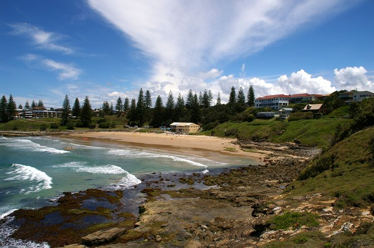 """Yamba, NSW. """"Like Byron Bay 20 years ago. Relaxed, unpretentious and all about the community."""" – Ken Boundy"""