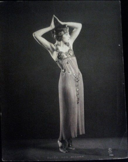 And actress olive ann alcorn for