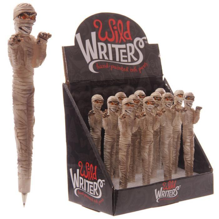 PEN76 - Penne in resina - Mummia    Puckator IT  #backtoschool #kid #bambini #cartoleria #scuola