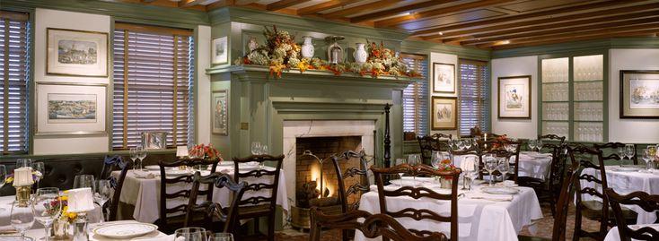 1789  Georgetown restaurant