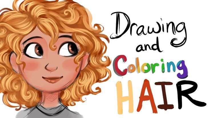 Sharpie91 Hari Coloring Tutorial (because I love the way she does hair more than anything else)