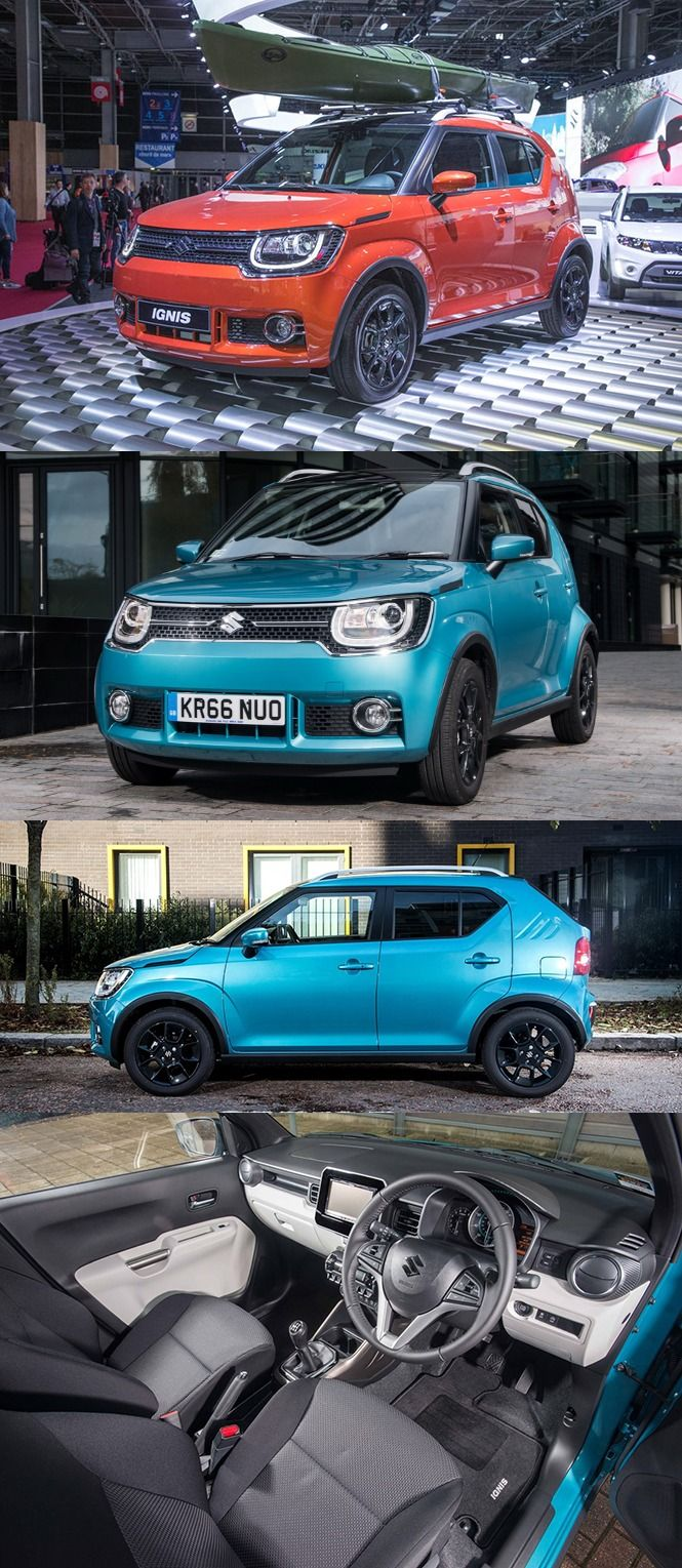 Suzuki Introduces Ignis in the UK; India-Launch in Early Next Year