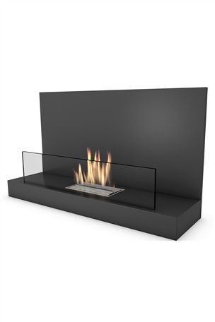 Elements Hang On Wall Bio-ethanol Fire And Fuel
