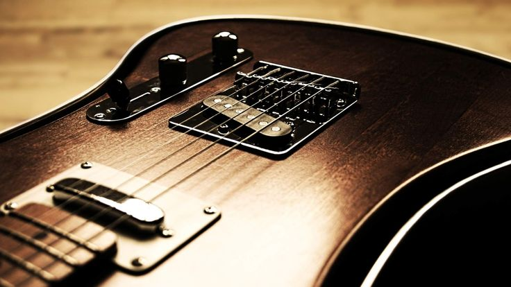 Guitar Strings Music Wallpaper